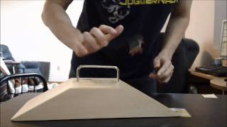 Tech Deck Wooden Sk8 Ramp Fun Box