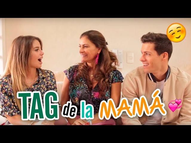 TAG DE LA MAMÁ - FLAVIA Y PATO