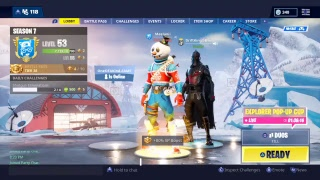Grinding Season 7  | Fortnite LIVE | Girl Streamer