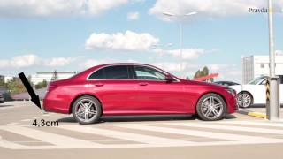 Test: Mercedes E350d
