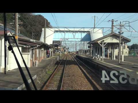 【4K前面展望】関西線「亀山快速」亀山→名古屋 全区間