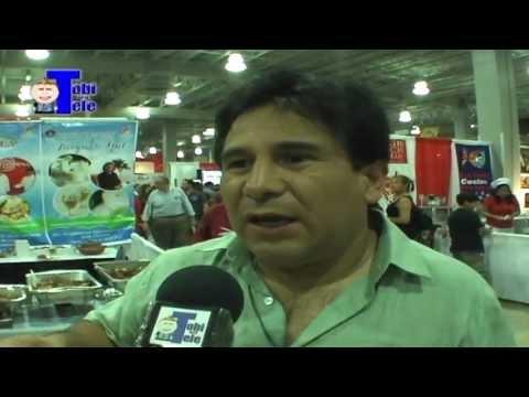 Cuarto poder estuvo presente en taste of peru 2011 youtube for Cuarto poder america tv