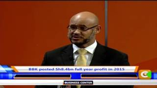 Business Centre Interview with the Barclays Bank CEO, Jeremy Awori