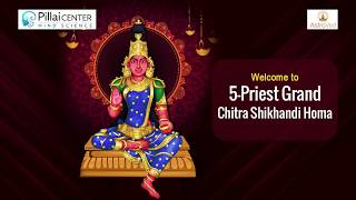 5 Priest Grand chitra shikhandi homa