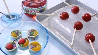 【ASMR】How to make Japanese Festival Candies