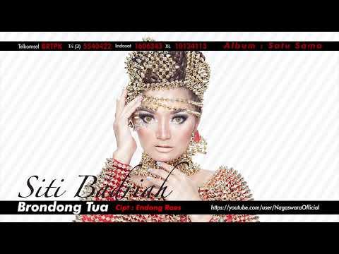 Siti Badriah - Brondong Tua (Audio Video)