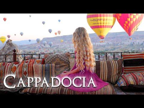 WOW CAPPADOCIA!! Travel