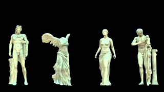 蒙娜麗莎會說話-世界經典藝術魔幻展【神的對話】