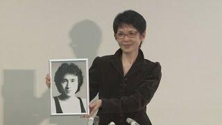 交通事故で4月に亡くなった俳優の萩原流行さんの妻まゆ美さんが22日...