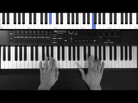 Piano Tutorial - This Is Our Time by Planetshakers