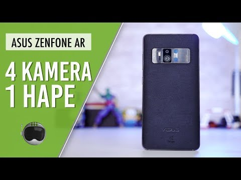 ASUS ZenFone AR Unboxing + Hands-on Indonesia