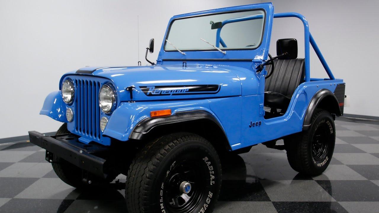 3850 Cha 1978 Jeep Cj5