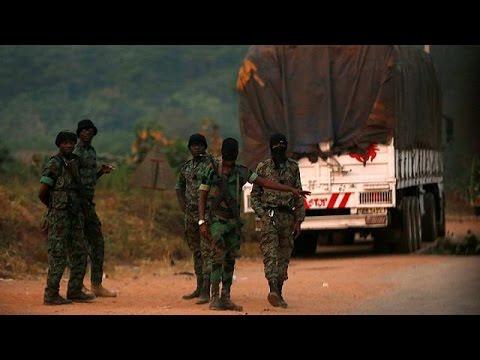 Gunfire heard in Ivory Coast city of Bouake after uprising