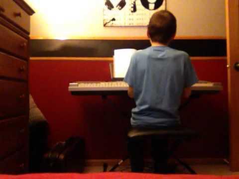 Rockin' Robin piano performance