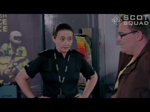 Bobby's taken a wee tumble... | Scot Squad
