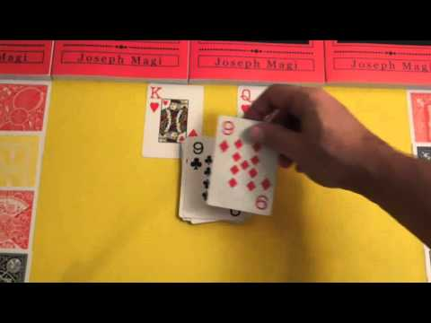 Love & Relationship Cards Overview; Playing Card Divination and Fortune Telling: The Magi Method