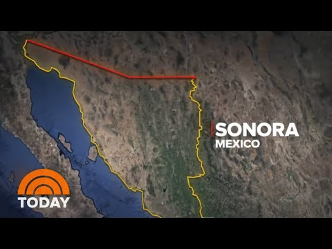 News Around The Lone Star State - BREAKING! At least nine Americans killed in Mexican highway ambush