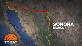 At Least 9 Americans Killed In Ambush In Mexico | TODAY