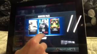 Repeat youtube video Injustice pack opening