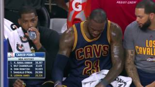 i hate lebron the abominable lebron james 1 cavs pistons highlights march 9 2017 nba