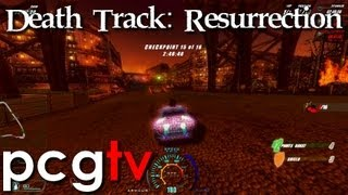 Death Track  Resurrection Gameplay (PC HD)