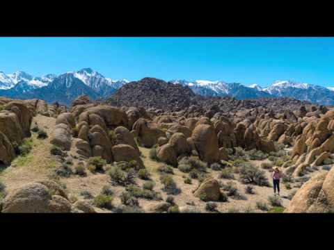 Alabama Hills - Lone Pine California