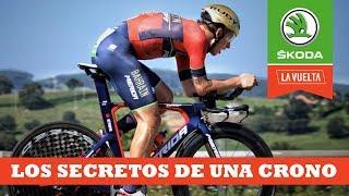 Los secretos de una crono | Ibon Zugasti | La Vuelta con Škoda