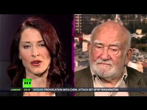 Ed Asner Breaks the Set on 9/11 Truth, the Hollywood Left, and Syria Intervention