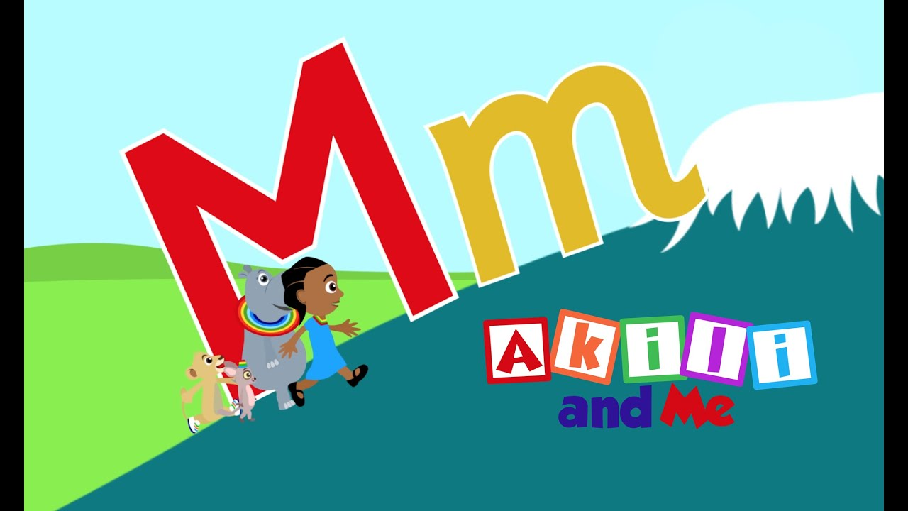 A is for Akili - Alphabet Song - African Educational ABC's