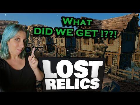 More Lost Relics – Bounties | Blockchain Gaming