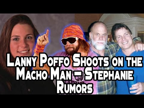 Lanny Poffo Shoots on the Macho Man Stephanie McMahon Rumors thumbnail