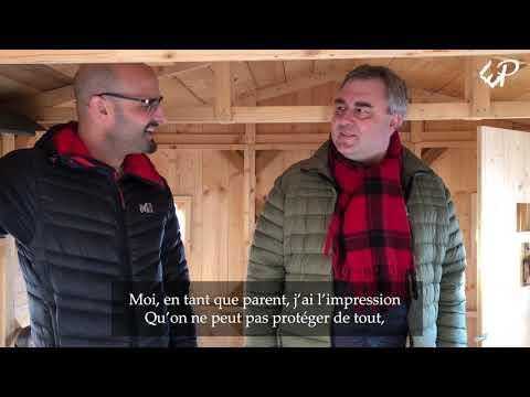 Conversation sur le risque à la gd-Schule Bratsch
