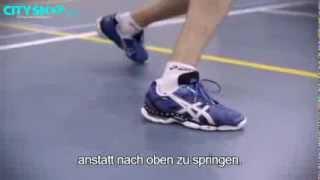 Asics Voleybol Ayakkabı