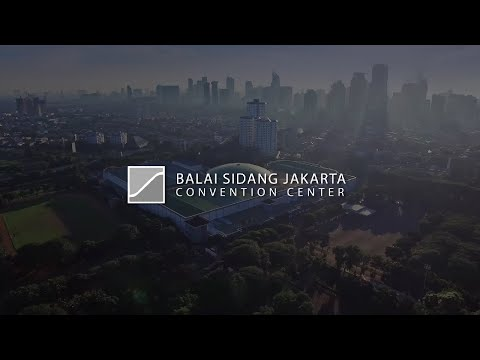 The Balai Sidang Jakarta Convention Center Corporate Video