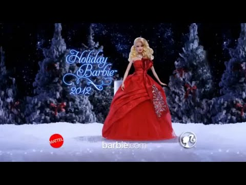 10 Years of Holiday Barbie Commercials (2007-2017) ~ Mabuhay Dolls