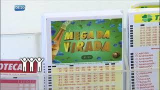 """Homem comete """"erro"""" e ganha com três apostas na Mega-Sena da Virada"""
