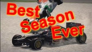 F1 2014 - The Best Season Ever! (Parody) Thumbnail