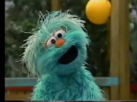 Sesame Street Telly Amp Rosita Play Follow The Leader Youtube