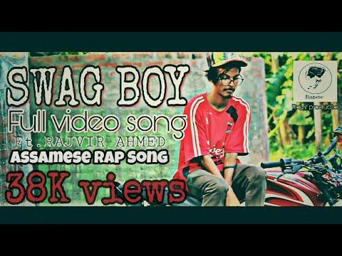 """SWAG BOY"" best Assamese Rap song | ft.RAJVIR AHMED | hard trep mix|morigaon"