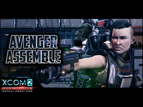 Jake Solomon = Troll - XCOM 2 Tactical Legacy Pack - Mission 6 Of 7 - Lets Play
