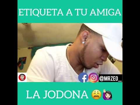 MR ZEO - Tu Amiga La Jodona 😂🤣