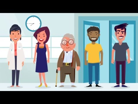 Explainer Video for Healthfirst by Cartoon Media – Animated Explainer Videos UK