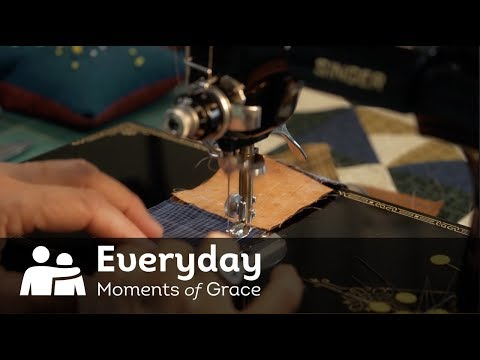 Everyday Moments of Grace - Quilters share works of art and heart