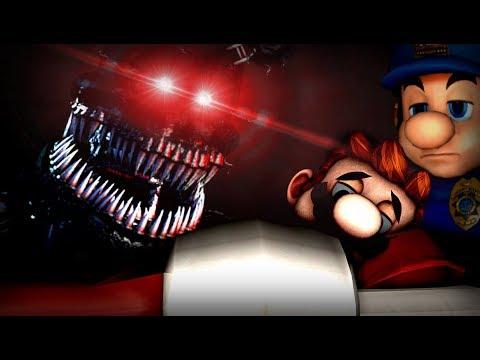 CAN MARIO SURVIVE HIS SCARIEST NIGHTMARE YET?!?! | Mario: The Nightmare Begins (Animatronic Horror)