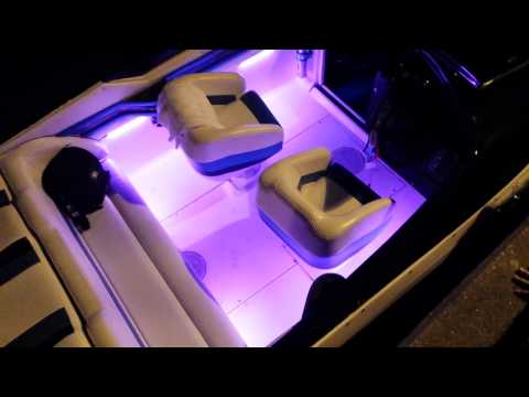 Streetglow Neon Cabin Lights 28 Wellcraft Scarab Excel For Sale Miami Vice