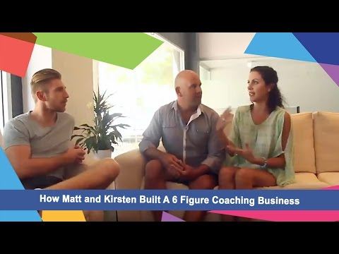 [Case Study] How Matt and Kirsten Built A 6 Figure Coaching Business and Moved To Bali