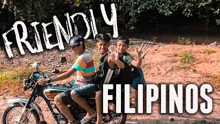Are Filipino People The Friendliest In The WORLD?