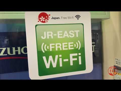 Getting WiFi and Internet In Japan thumbnail