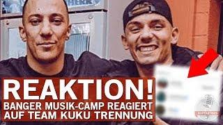 Capital Bra verlässt Team Kuku – Jetzt reagiert Banger Musik!