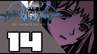 NEO: The World Ends with You -  WALKTHROUGH PLAYTHROUGH LET'S PLAY GAMEPLAY - Part 14